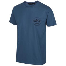 Regatta Cline IV Camiseta Hombre, stellar